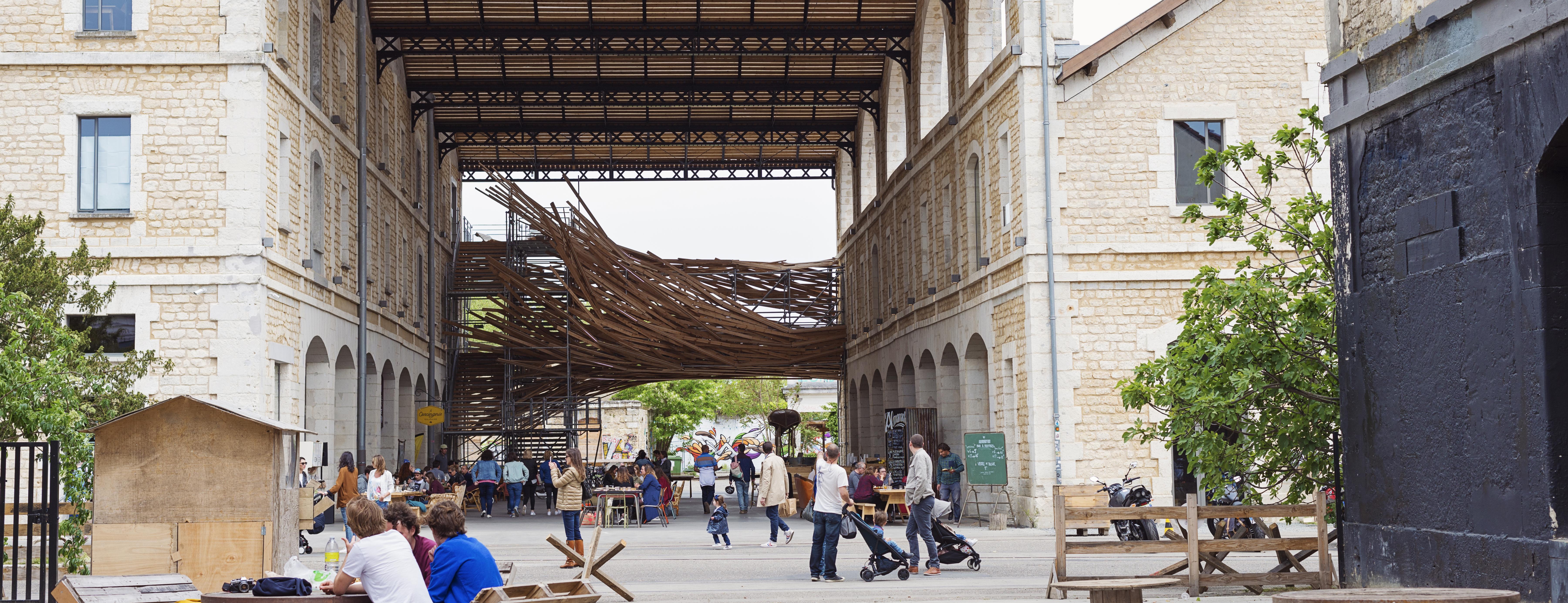 Darwin eco-système à Bordeaux