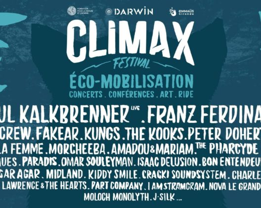 Affiche du festival Climax
